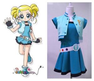 Hot The Powerpuff Girls Cosplay Halloween Costumes Hh831 Ebay