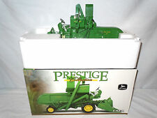 John Deere 45 Combine  Prestige Collection Series  By Ertl  1/16th Scale