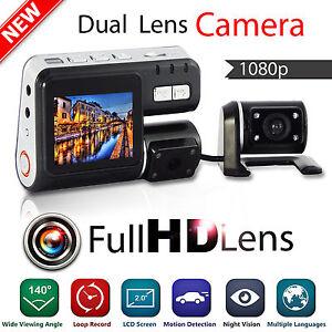 HD-1080P-Dual-Lens-Car-Vehicle-DVR-Camera-Dashboard-Video-Record-G-Sensor-Cam