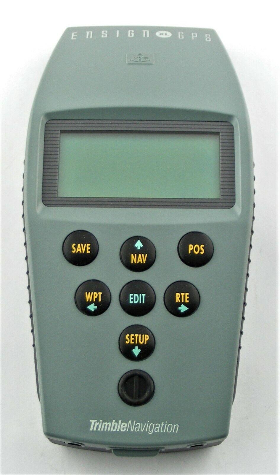 Trimble Ensign GPS Handheld Model 17319
