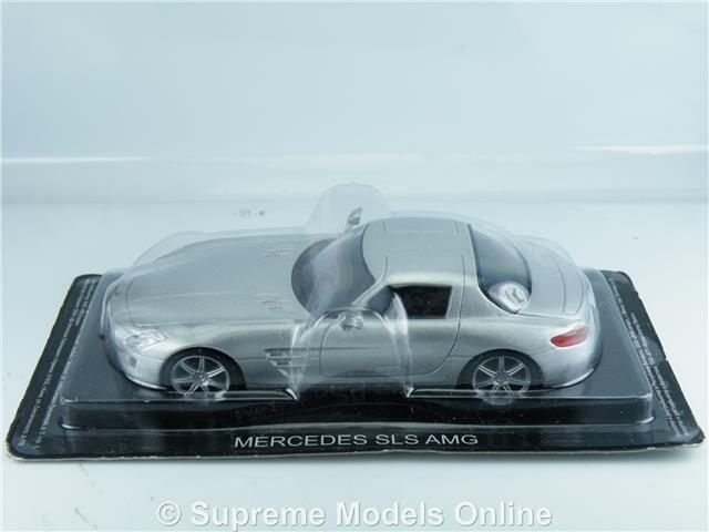 Mercedes SLS AMG Modelo Escala 1//43RD de coche deportivo empaquetado problema PKD K8967Q ~ # ~