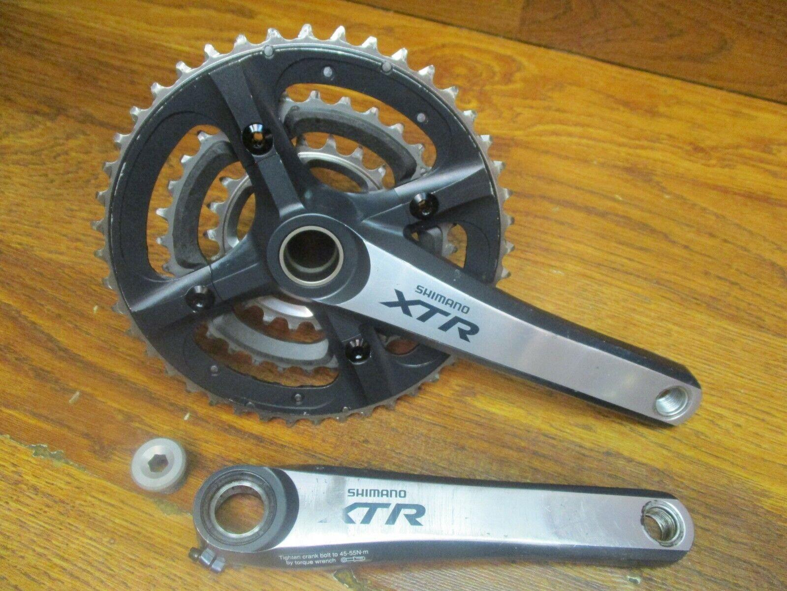 Stronglight Kettenblatt Set Shimano XTR FC-M970-44-32-22 Zähne 970 chain rings