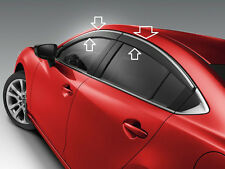 Mazda 6 Side Window Visors set of 4 2014 2015 2016 2017 GHK1-V3-700