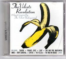 (GQ274) The Velvets Revolution, 15 tracks various artists - 2009 - Uncut CD