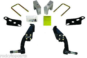 Jake-039-s-6-034-Golf-Cart-Spindle-Lift-Kit-for-Club-Car-Fits-2003-5-Up-DS-Models