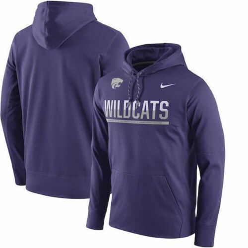 de Warm Kansas Wildcats con Sudadera Stay State capucha Nike fit Circuit Therma 3xl TPBP6q