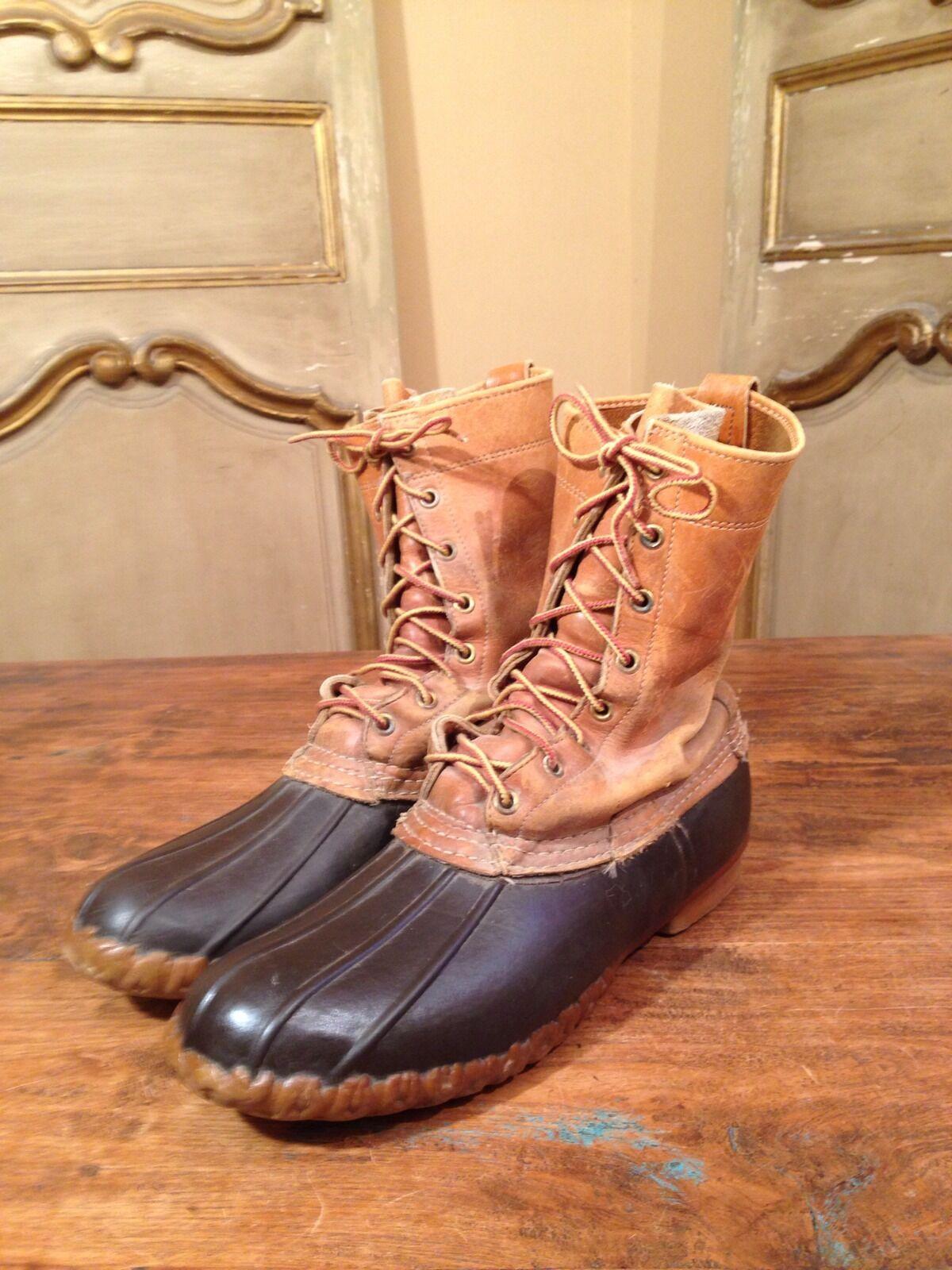 vendita online sconto prezzo basso VINTAGE L.L BEAN donna MAINE HUNTING stivali IN IN IN Dimensione 9 NARROW  acquisti online