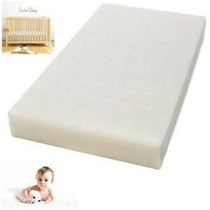 Image Is Loading Milliard Mattress Pads Ventilated Memory Foam Portable Crib