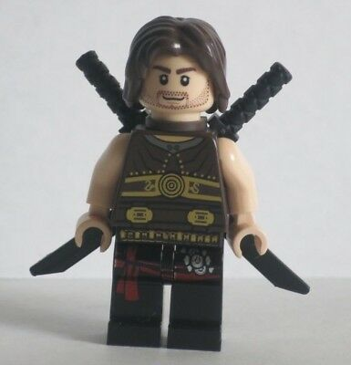 New Genuine LEGO Dastan Minifig Prince of Persia 7571 7572 7573