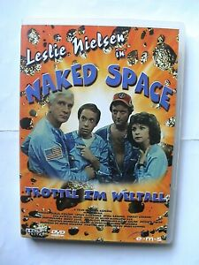 DVD-034-N-A-K-E-D-S-P-A-C-E-034-Leslie-Nielsen-Trottel-im-All