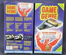 Nintendo Game Genie für NES / Cheatmodul Game Enhancer / Neu OVP CIB New Boxed