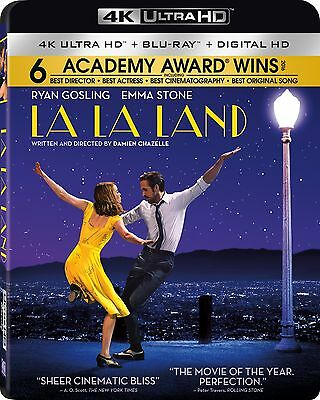 La La Land (4K Ultra HD)(UHD)(Atmos) 31398258414 | eBay