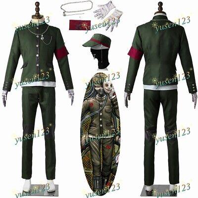 Danganronpa V3 Killing Harmony Korekiyo Shinguji Cosplay Uniform Custom Made Ebay See over 156 shinguuji korekiyo images on danbooru. danganronpa v3 killing harmony korekiyo shinguji cosplay uniform custom made ebay