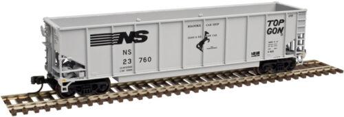 NEW Atlas NORFOLK SOUTHERN TopGon Hopper 25000th Rebody Car 50002937 N-Scale