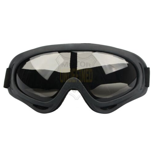 Motorcycle Off-road Bike Riding Goggles Anti Wind UV Glasses Outdoor Ski Eyewear