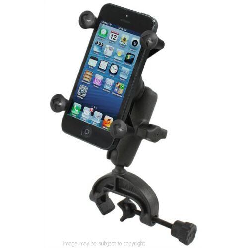 "Ram-Grip Soporte Universal Abrazadera X Montaje o iPhone 8 5.5/"" RAP-B-121-UN10 PLUS"