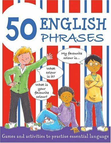 50 English Phrases (50 Phrases),Susan Martineau, Leighton Noyes