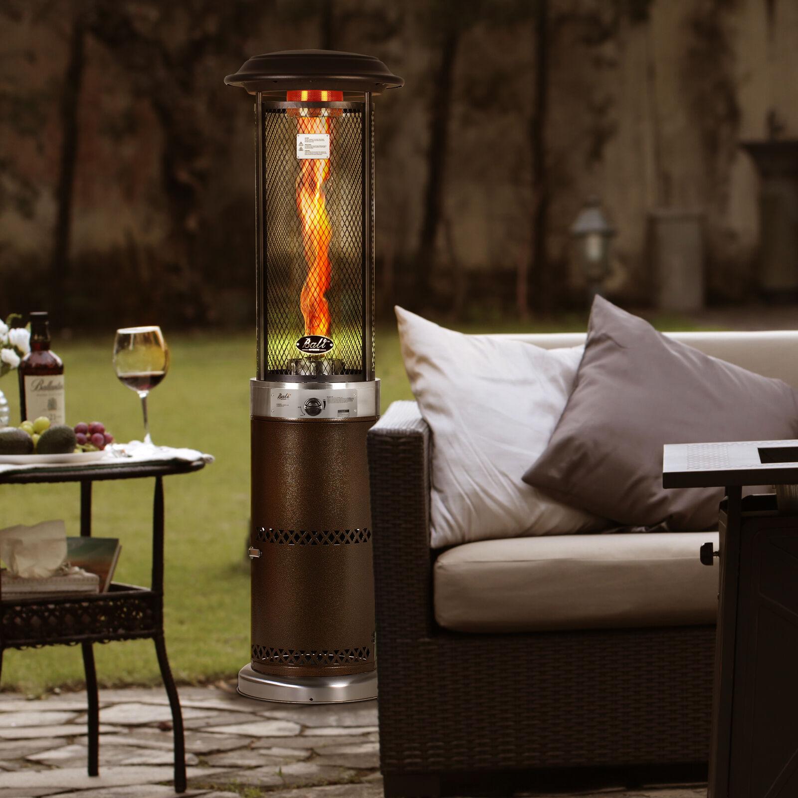 Bali Outdoors 36000BTU Commercial Outdoor LP Propane Gas Patio Heater