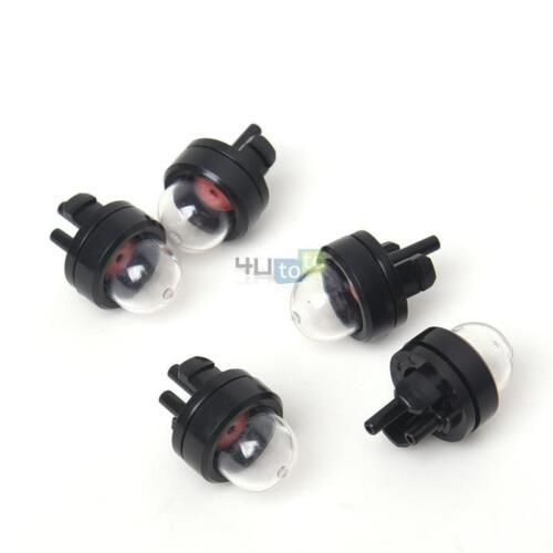 10Pcs Carburetor Snap In Primer Bulb Fuel Pump for Homeliter STHIL Ryobi ECHO