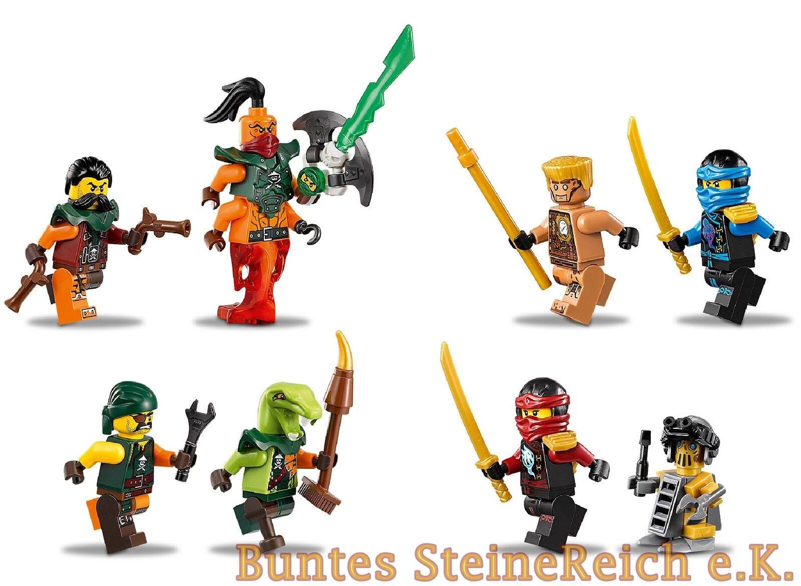 LEGO® Ninjago: 70594 & Die Leuchtturmbelagerung & 0.-€Versand & OVP & 70594 NEU c20368