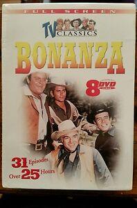 TV-classics-Bonanza-8-DVD-set-31-episodes