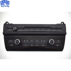 RADIO-FACE-PLATE-SWITCH-UNIT-ONLY-BMW-F10-528I-2014-14