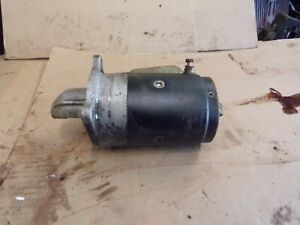 Starter Ford Gas Tractor 2000 3000 4000 5000 64-75, 410-14069