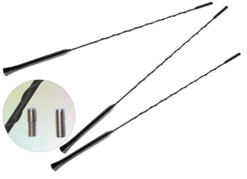 {3 x antennestab convient pour vw polo 16v brancher remplacement projecteur