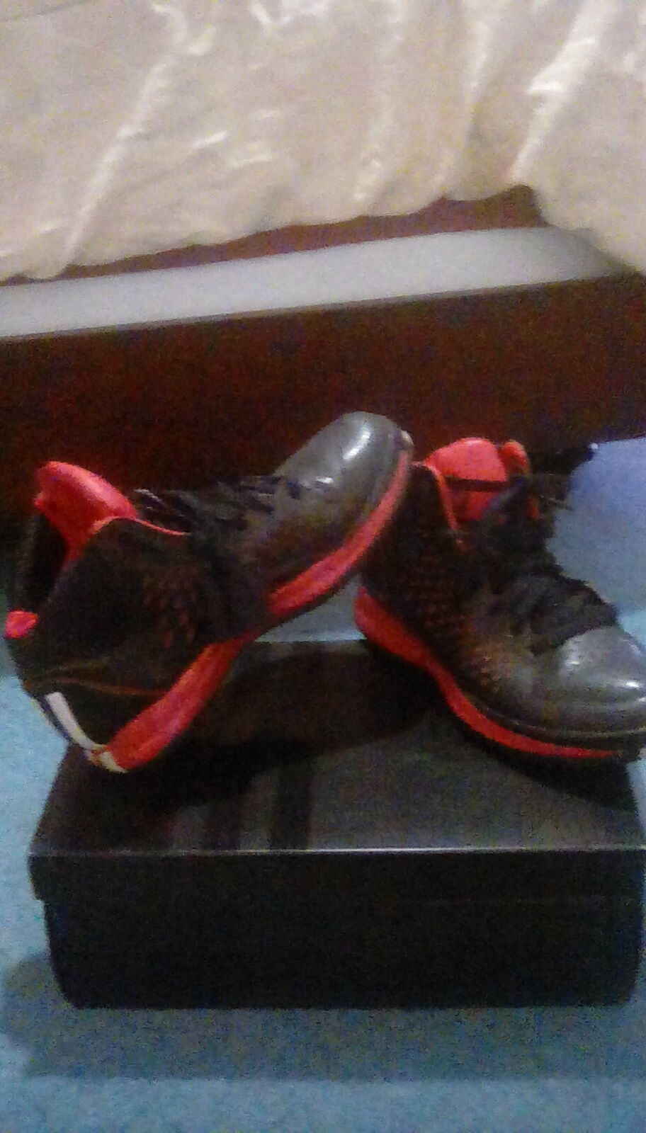 Mens Dpink 3s size 8
