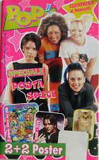 POP'S 10 1998 Spice Girls Cleopatra Nek Luca Carboni Ethan Hawke BSB Aqua