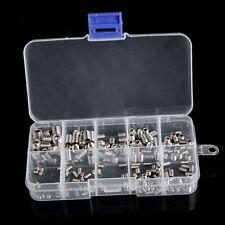 Us Stock 200pcs Stainless Steel Allen Head Socket Hex Grub Screw Kit M3 M4 M5 M6