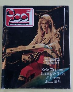 CIAO-2001-N-5-DEL-1976-76-Queen-Yes-Eric-Clapton-Al-Green-Crosby-e-Nash