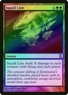 Verdant Embrace FOIL Time Spiral NM Green Rare MAGIC GATHERING CARD ABUGames