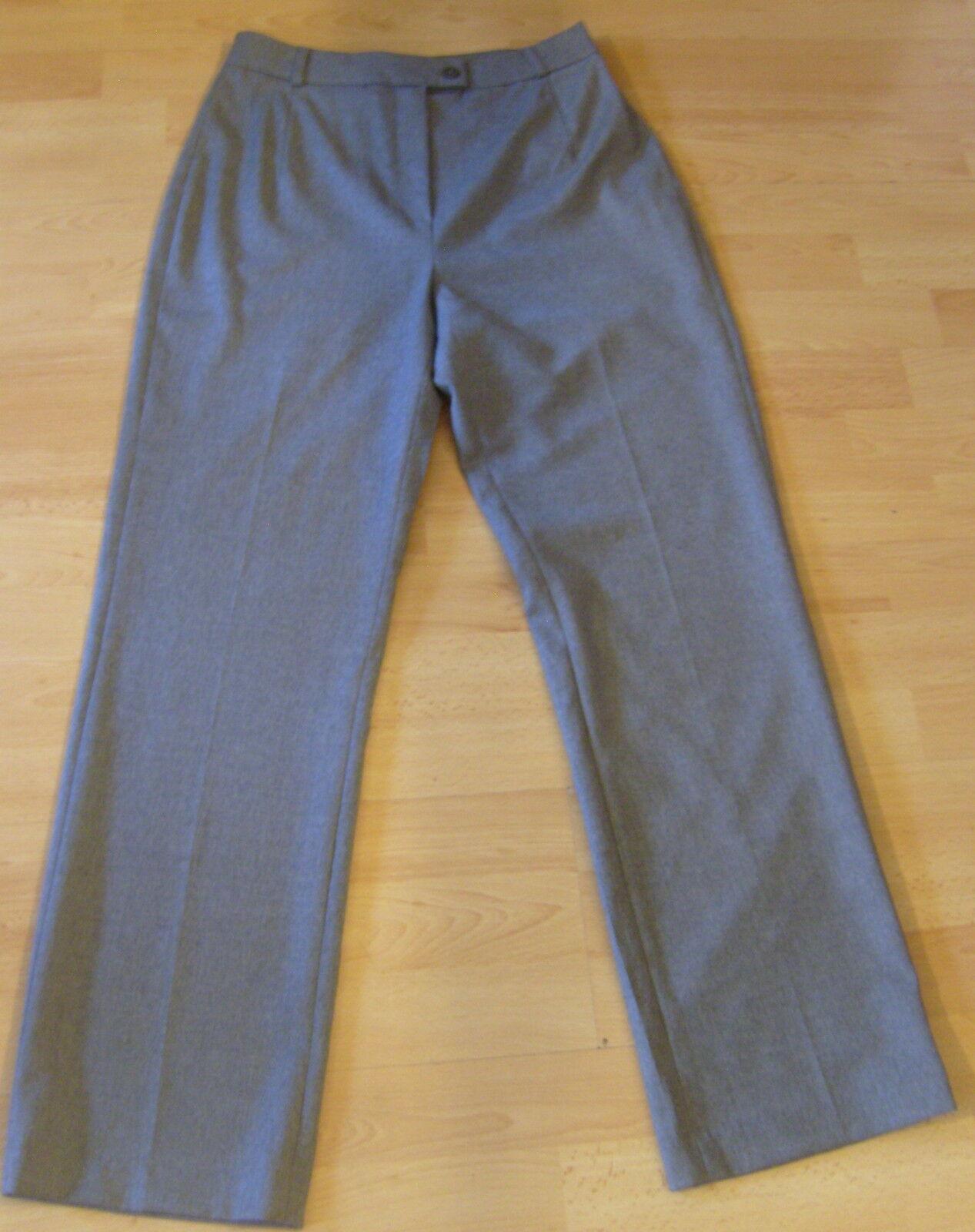 Bnowt donna lana PLUS LYCRA Grigio Grigio Grigio Pantaloni Tuta Taglia 12 accanto 2c5b70
