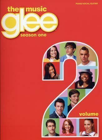 1 of 1 - Glee The Music Season One Vol 2 Book Piano Vocal Guitar Hit Songs B37