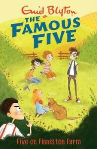 Five-On-Finniston-Farm-Book-18-Famous-Five-Blyton-Enid-Used-Excellent-Book