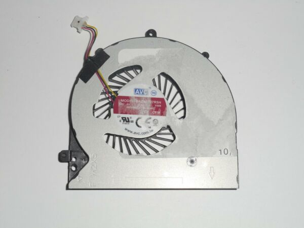 Dell Latitude 3470 / 3570 Cpu Cooling Fan Cha01 M4j5v Knappe Verschijning
