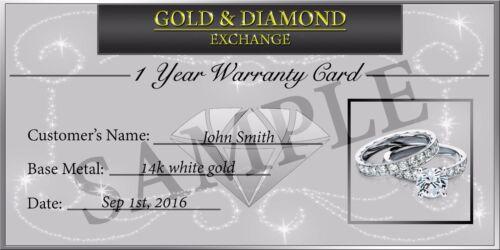 Anillo Argolla de Matrimonio 1.50 tcw Redondo Diamante Simulado Oro Amarillo 14k