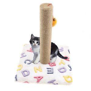 30cm-Pet-Cat-Board-Scratching-Post-Tree-Play-Kitten-Climb-Scratch-Stand-Toy