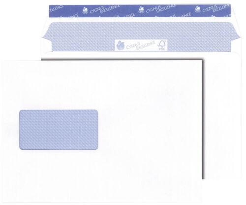 500 MAILmedia Briefumschläge Cygnus Excellence® C5 mit Fenster
