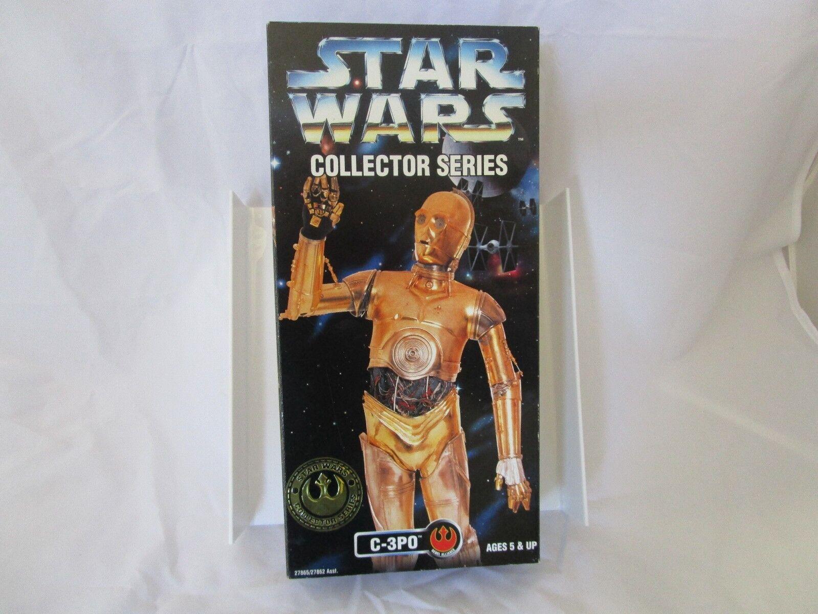Star wars - serie für c - 3po der kontakter - 1997 hasbro