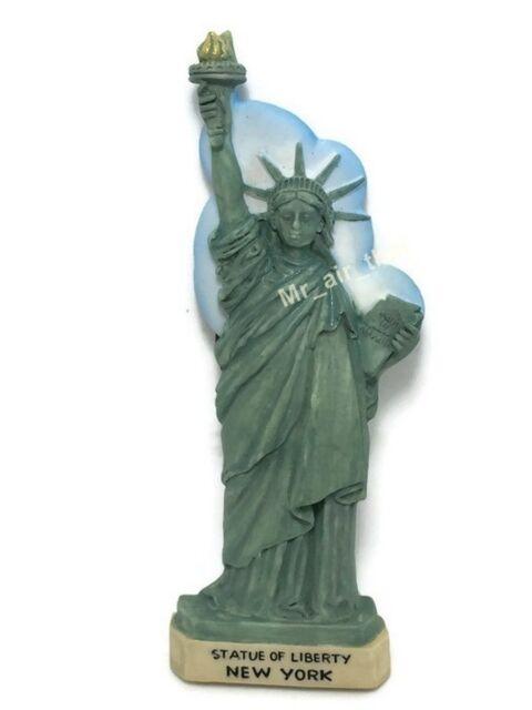Statue of Liberty New York USA  SOUVENIR 3D FRIDGE MAGNET SOUVENIR TOURIST 084