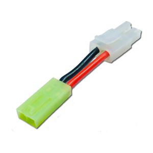 W Traxxas Adapterkabel Lipo Akku Ladekabel Adapter Stecker W = Tamiya