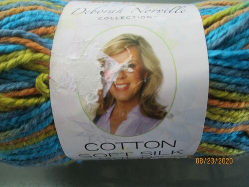 Deborah Norville Cotton Soft Silk UNDERSEA TREASURES 3 oz Cotton//Silk Worst #4