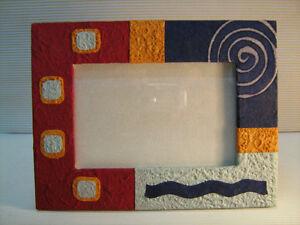 Cornice d 39 arredo portafotografie dono portafoto in legno e for Carta d arredo