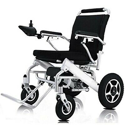 FOLD AND TRAVEL Electric Wheelchair Power Wheel chair Lightweight Mobility  | eBay