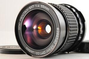 Quasi Nuovo SMC PENTAX 67 55mm F/4 fine modalità MF Obiettivo della fotocamera per 6x7 67 da JP II