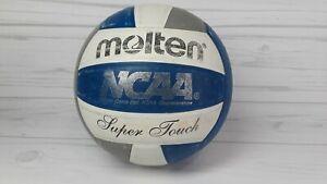 Molten NCAA Super TOUCH Volleyball IV58L-N bleu/gris/blanc officiel USA