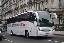 National Express liveried FN62CKY MD16 6x4 Quality Bus Photo
