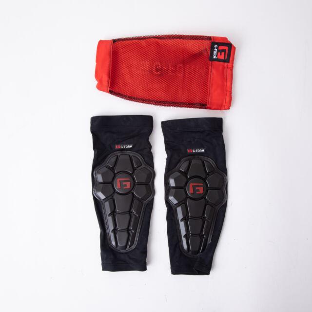 Genouill/ères Noir//Jaune Taille XL G Form PRO-X ELITE KNEE PADS Black//Yellow